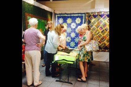 Kauai Quilt Show 2016