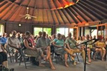 McMaster Slack Key Concert Audience