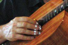 Slack Key Koa Guitar