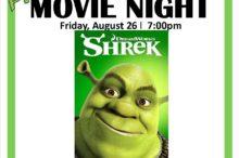 Movie Flier 8-26-16 Shrek
