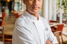 Rodman Machado, executive chef at Aqua Kauai Beach Resort. Daniel Lane photo.