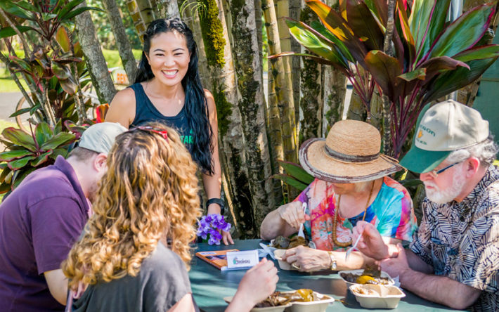 Tasting Kauai Food Tour - North Shore. Daniel Lane photo