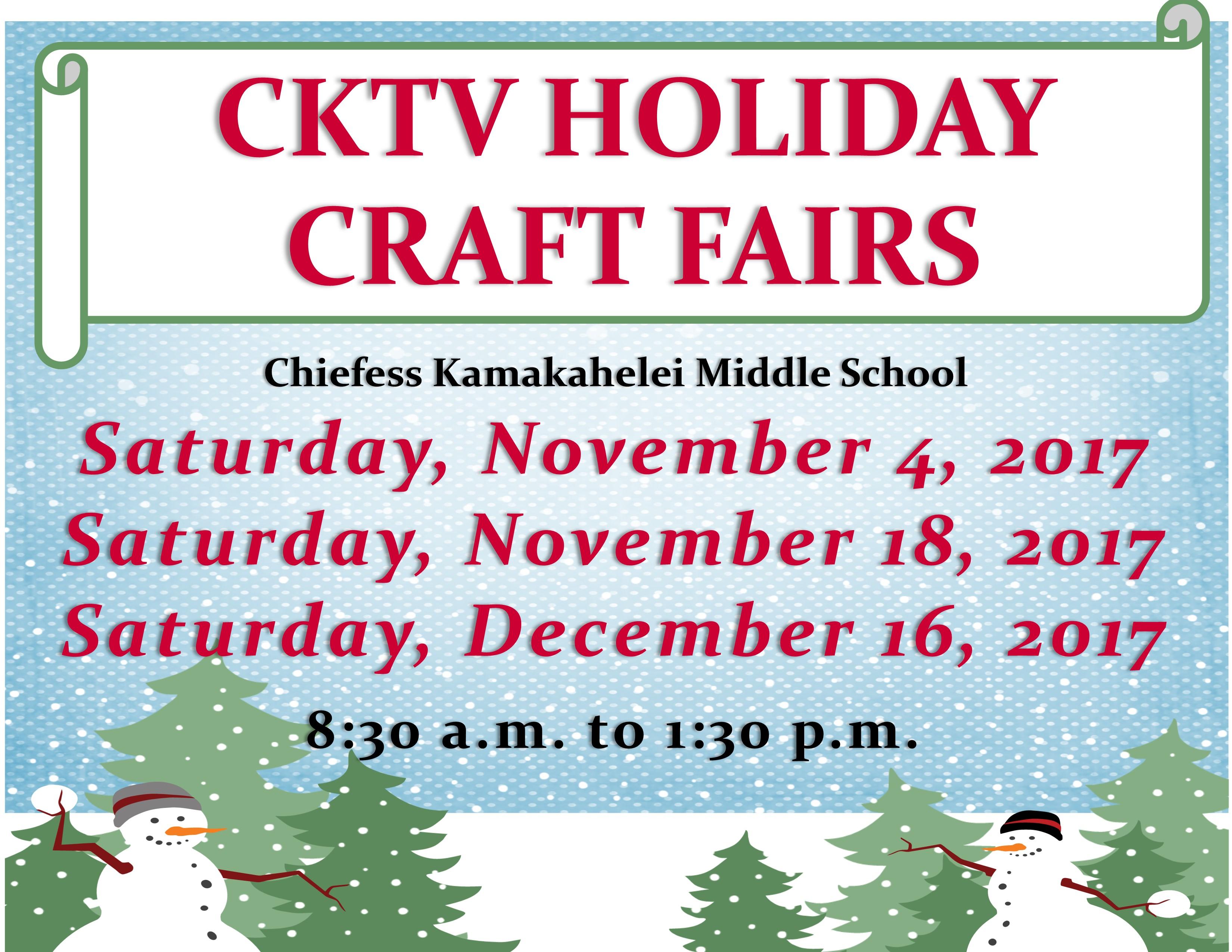 Craft Fair Kauai