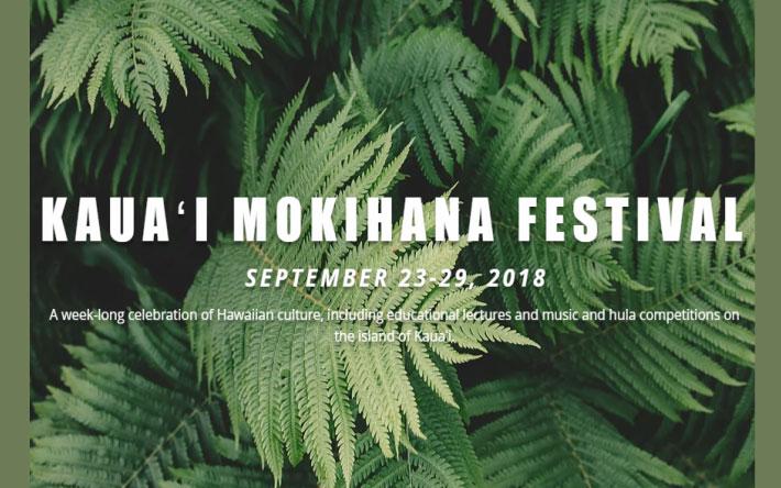 Mokihana Festival